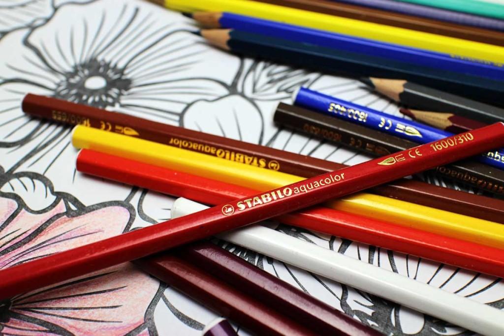 Stabilo Acquacolor - matite colorate