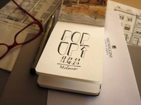 Una domenica di carta e inchiostro: tra urbansketching, ispirazioni e una bella mostra