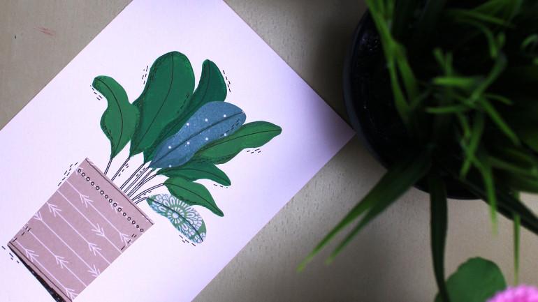 Giardini sulla carta!