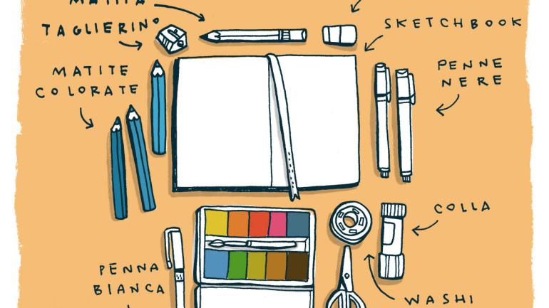 Voglia di vacanza? Metti in valigia la creatività!