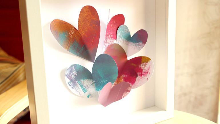 Cuori e colori per un San Valentino DIY