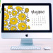 Desktop Calendar: giugno