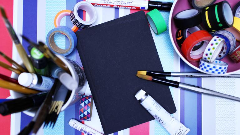 Sketchbook Cover: lascia parlare il tuo stile!