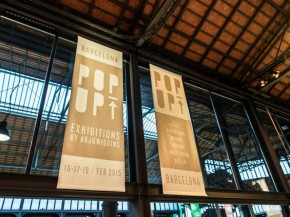 Sogni di designer, opere di carta. Pop'Up Exhibitions arriva a Milano!