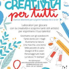 Creatività per Tutti