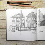 Germany - Sketchbook di Elena Veronesi
