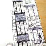 In the City - Sketchbook di Elena Veronesi