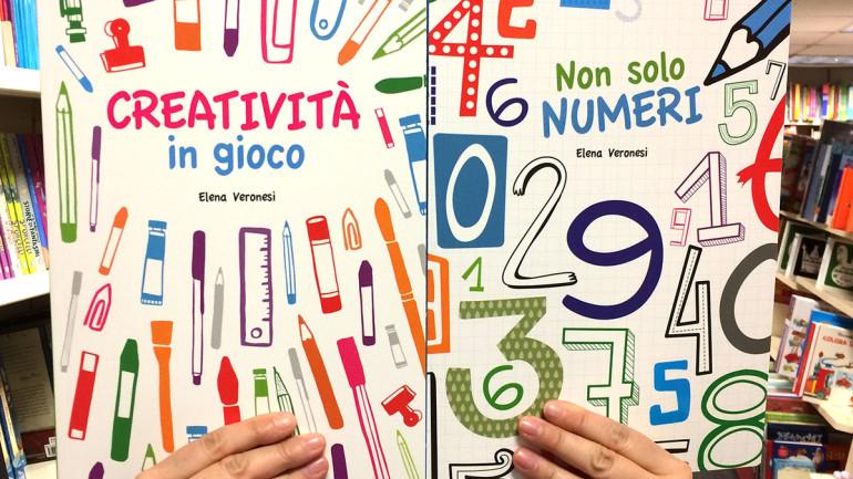Novità in libreria: la mia creatività per tutti i bambini!